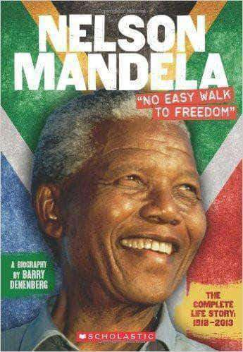 Download Nelson Mandela: No Easy Walk To Freedom (E-Book), Urban Books, Black History and more at United Black Books! www.UnitedBlackBooks.org