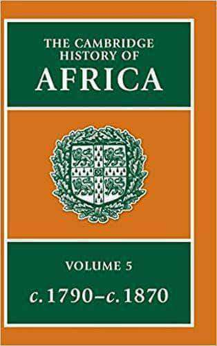 Download Cambridge History of Africa, Urban Books, Black History and more at United Black Books! www.UnitedBlackBooks.org