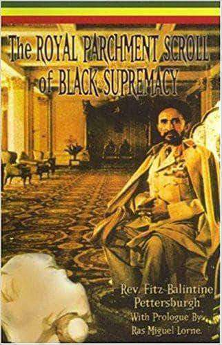 Download The Royal Parchment Scroll of Black Supremacy by Balintine F. Pettersburgh (E-Book), Urban Books, Black History and more at United Black Books! www.UnitedBlackBooks.org