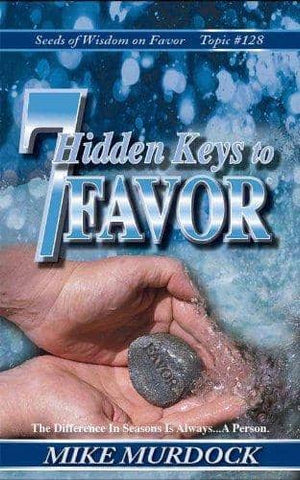 7 Hidden Keys to Favor by Mike Murdock (E-Book)
