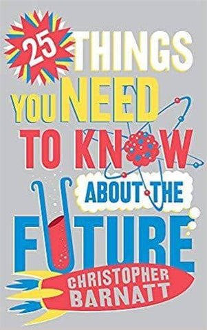 Download 25 Things You Need to Know about the Future (E-Book), Urban Books, Black History and more at United Black Books! www.UnitedBlackBooks.org