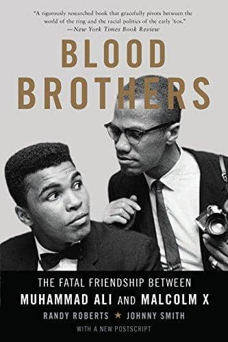 Download Blood Brothers; the Fatal Friendship between Muhammad Ali and Malcolm X (E-Book), Urban Books, Black History and more at United Black Books! www.UnitedBlackBooks.org