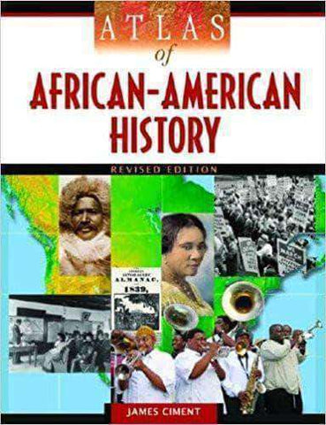 Download Atlas of African-American History (Facts on File Library of American History), Urban Books, Black History and more at United Black Books! www.UnitedBlackBooks.org