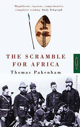 Download Pakenham - The Scramble for Africa (E-Book), Urban Books, Black History and more at United Black Books! www.UnitedBlackBooks.org