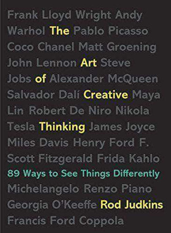 The Art of Creative Thinking 89 Ways to See Things Differently (E-Book) African American Books at United Black Books