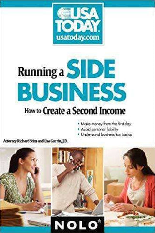 Download Running a Side Business: How to Create a Second Income (E-Book), Urban Books, Black History and more at United Black Books! www.UnitedBlackBooks.org