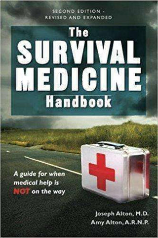 The Survival Medicine Handbook by Alton Joseph (E-Book) - United Black Books