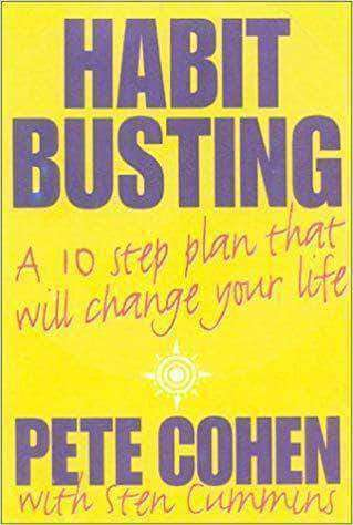 Download Habit Busting A 10-Step Plan That Will Change Your Life (E-Book), Urban Books, Black History and more at United Black Books! www.UnitedBlackBooks.org