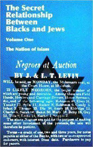 Download The Secret Relationship Between Blacks and Jews Vol. 1 + 2, Urban Books, Black History and more at United Black Books! www.UnitedBlackBooks.org