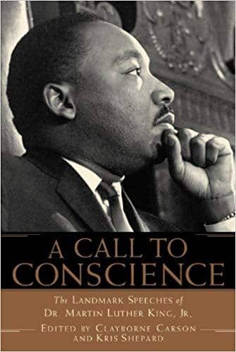 Download A Call for Conscience; the Landmark Speeches of Dr. Martin Luther King, Jr. (E-Book), Urban Books, Black History and more at United Black Books! www.UnitedBlackBooks.org