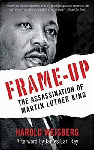 Download Frame-Up; the Assassination of Martin Luther King (E-Book), Urban Books, Black History and more at United Black Books! www.UnitedBlackBooks.org