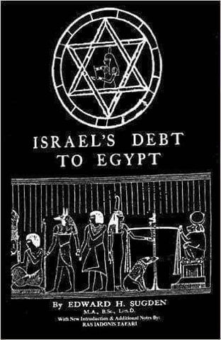 Israels Debt to Egypt (E-Book) African American Books at United Black Books
