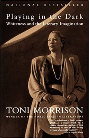 Playing in the Dark: Whiteness and the Literary Imagination by Toni Morrison (E-Book)