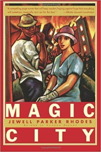 Magic City by Jewell Parker Rhodes (Paperback)