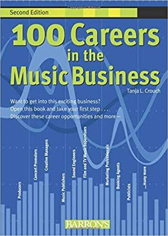 Download Crouch-100 Careers In The Music Business, Urban Books, Black History and more at United Black Books! www.UnitedBlackBooks.org