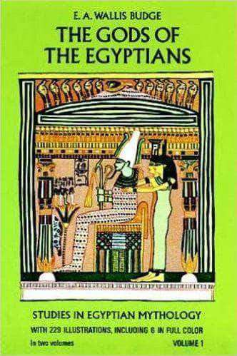 Download The Gods of The Egyptians Vol. 1 & Vol. 2 by E.A. Wallis Budge (E-Book), Urban Books, Black History and more at United Black Books! www.UnitedBlackBooks.org