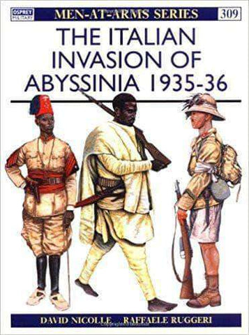 The Italian Invasion of Abyssinia 1935-36 (E-Book) African American Books at United Black Books
