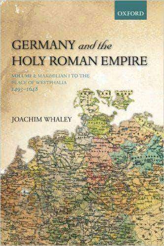 Download Germany and The Holy Roman Empire (E-Book), Urban Books, Black History and more at United Black Books! www.UnitedBlackBooks.org