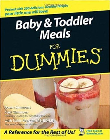 Download Baby & Toddler Meals For Dummies (E-Book), Urban Books, Black History and more at United Black Books! www.UnitedBlackBooks.org