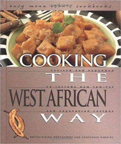 Download Cooking the West African Way (E-Book), Urban Books, Black History and more at United Black Books! www.UnitedBlackBooks.org