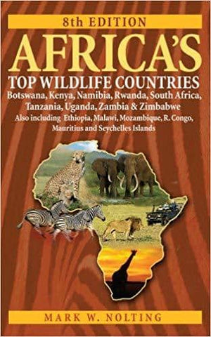 Download Africa's Top Wildlife Countries - Botswana, Kenya, Namibia, Rwanda, South Africa, Tanzania, Uganda, Zambia and Zimbabwe (E-Book), Urban Books, Black History and more at United Black Books! www.UnitedBlackBooks.org