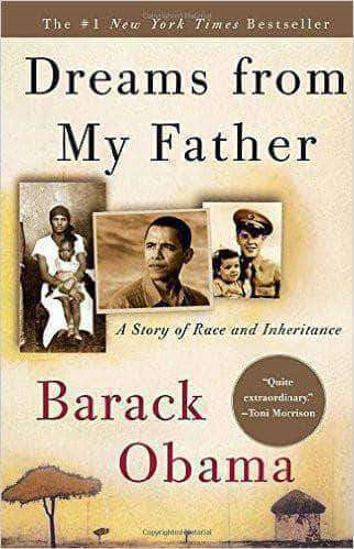 Dreams From My Father by Barack Obama (E-Book) African American Books at United Black Books Black African American E-Books
