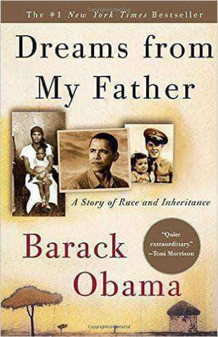 Download Dreams From My Father by Barack Obama (E-Book), Urban Books, Black History and more at United Black Books! www.UnitedBlackBooks.org