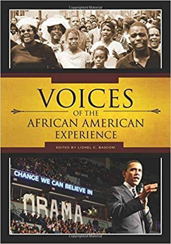 Download Voices of the African American Experience [3 volumes] (E-Book), Urban Books, Black History and more at United Black Books! www.UnitedBlackBooks.org
