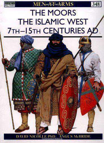 Download The Moors in the Islamic West 7th-15th Century A.D., Urban Books, Black History and more at United Black Books! www.UnitedBlackBooks.org