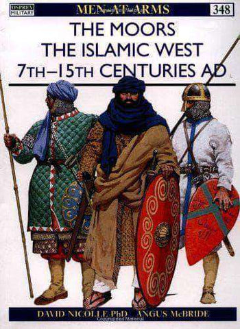 The Moors in the Islamic West 7th-15th Century A.D. African American Books at United Black Books