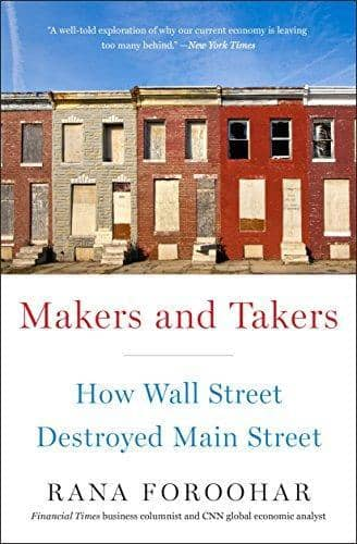 Download Makers and Takers; How Wall Street Destroyed Main Street (E-Book), Urban Books, Black History and more at United Black Books! www.UnitedBlackBooks.org