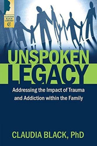 Download Unspoken Legacy; Addressing the Impact of Trauma and Addiction within the Family (E-Book), Urban Books, Black History and more at United Black Books! www.UnitedBlackBooks.org