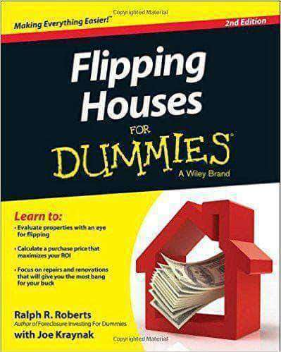 Download Flipping Houses For Dummies (E-Books), Urban Books, Black History and more at United Black Books! www.UnitedBlackBooks.org
