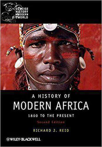 A History of Modern Africa 1800 to the Present, 2nd Edition (Blackwell Concise History of the Modern World) African American Books at United Black Books