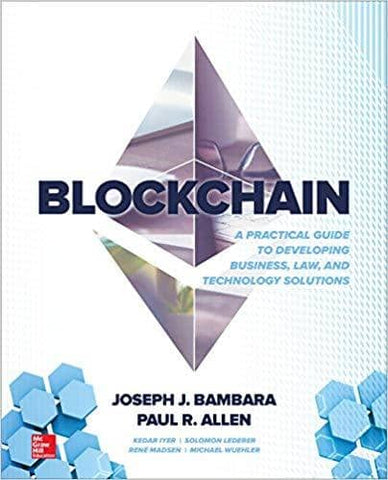 Download Blockchain - A Practical Guide to Developing (E-Book), Urban Books, Black History and more at United Black Books! www.UnitedBlackBooks.org