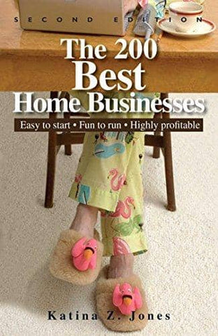 Download The 200 Best Home Businesses (E-Book), Urban Books, Black History and more at United Black Books! www.UnitedBlackBooks.org