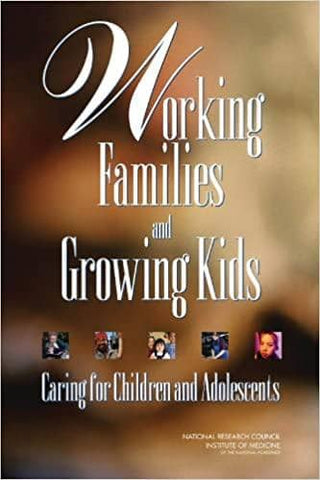 Download Working Families and Growing Kids (E-Book), Urban Books, Black History and more at United Black Books! www.UnitedBlackBooks.org