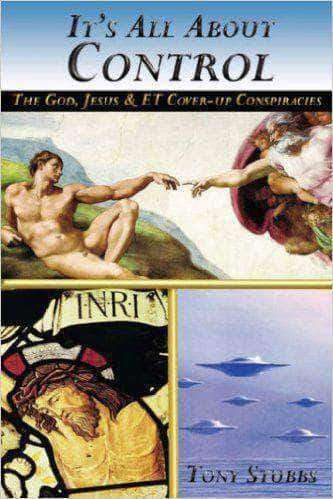 It's All About Control - The God, Jesus and ET Cover-up Conspiracies (E-Book) African American Books at United Black Books Black African American E-Books