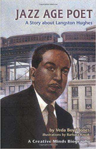 Jazz Age Poet: A Story about Langston Hughes (E-Book) - United Black Books