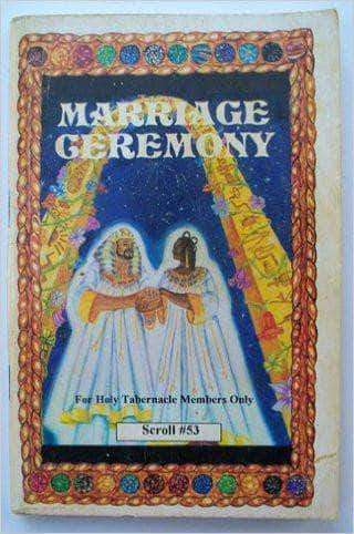 Download The Marriage Ceremony by Dr. Malachi Z. York, Urban Books, Black History and more at United Black Books! www.UnitedBlackBooks.org