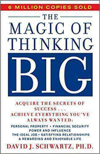 Download Magic of Thinking Big - David Schwartz (E-Book), Urban Books, Black History and more at United Black Books! www.UnitedBlackBooks.org