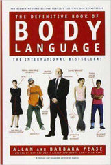 The Definitive Book of BODY LANGUAGE by Allan and Barbara Pease Book Download