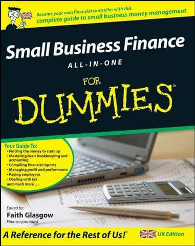 Download Small Business Finance All-in-One For Dummies (E-Book), Urban Books, Black History and more at United Black Books! www.UnitedBlackBooks.org