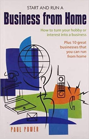 Start and Run a Business from Home (E-Book)