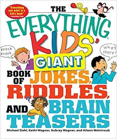 Download The Everything Kids' Giant Book of Jokes, Riddles, and Brain Teasers, Urban Books, Black History and more at United Black Books! www.UnitedBlackBooks.org