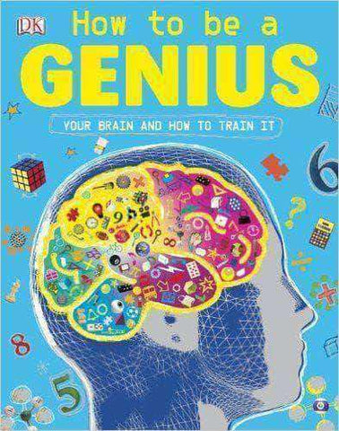 How to Be a Genius - Your Brain and How to Train It (E-Book) African American Books at United Black Books
