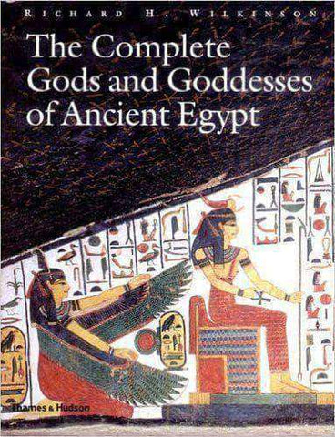 The Complete Gods and Goddesses of Egypt By Richard H. Wilkinson (E-Book) African American Books at United Black Books