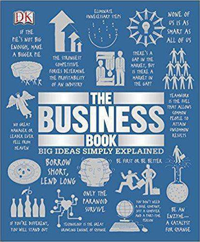 The Business Book: Big Ideas Simply Explained (E-Book) - United Black Books