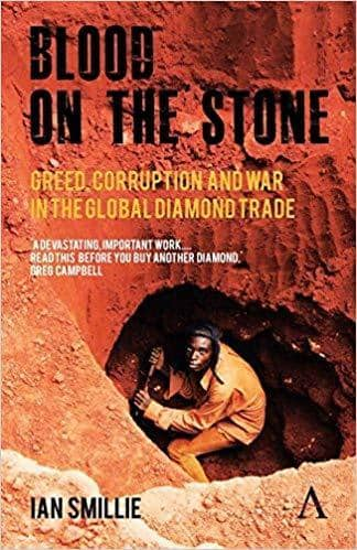Download Blood on the Stone; Greed, Corruption and War in the Global Diamond Trade (E-Book), Urban Books, Black History and more at United Black Books! www.UnitedBlackBooks.org