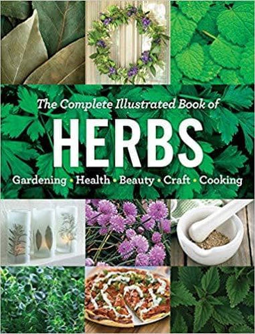 The Complete Illustrated Book of Herbs Growing (E-Book)